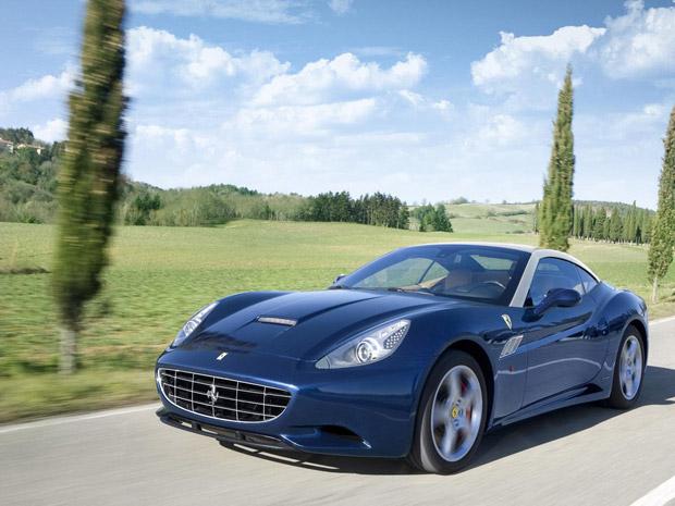 Ferrari California (Foto: Divulgação)