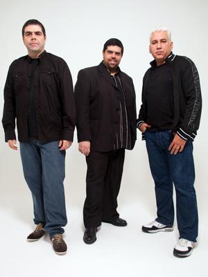 A banda Catedral gravou 'Galhos secos' em 1993 (Foto: Divulgação/Dario Zalis)