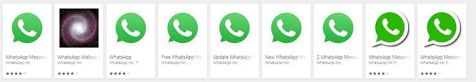 26d4db1d 7662 41a5 a0f3 fc78b2df11ef whatsappvar - WhatsApp falso no Google Play foi baixado mais de um milhão de vezes