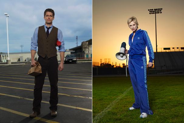 Glee - Will enfrenta a descrença e implicância de Sue (Foto: Divulgação)