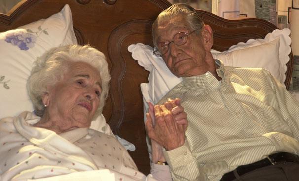 Leopoldo e Flora Mulheres Apaixonadas (Foto: CEDOC/ TV Globo)