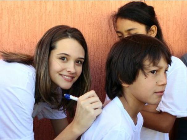 Criança esperança: Distrito federal (Foto: Divulgação/ Clives Sampaio)