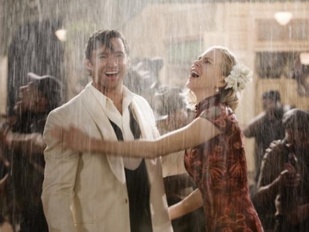 Hugh Jackman e Nicole Kidman são os protagonistas do filme (Foto: Divulgação)