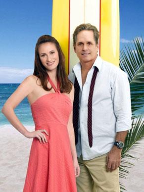 Olive (Gregory Harrison) passa por muitas aventuras em Porto Rico (Foto: Divulgação)