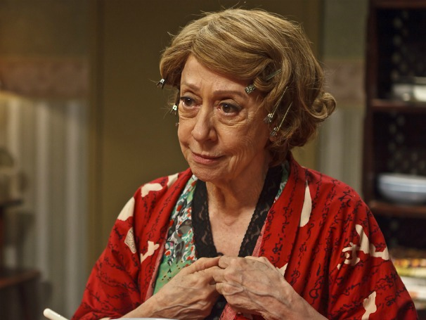 Fernanda Montenegro é a protagonista do episódio 'Maria do Brasil' (Foto: TV Globo / Ique Esteves)