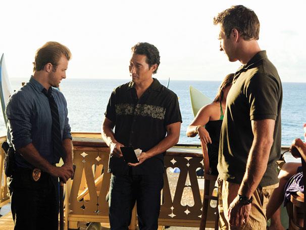 Hawaii Five-0 E o resto do time desconfia de um de seus velhos amigos (Foto: Divulgação)