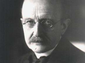 Globo Ciência: Max Planck (Foto: Reprodução de TV)