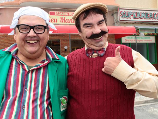 os caras de pau (Foto: divulgação)