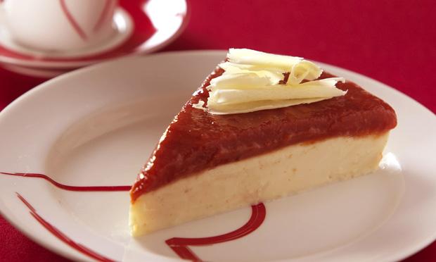 Torta de Romeu e Julieta  Alem  Receitas Gshow