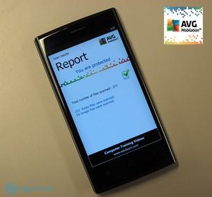Windows Phone tem poucas incidências de vírus (Foto: Reprodução)