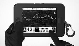 Empresa cria Earl, tablet Android super resistente movido à energia solar. (Foto: Reprodução / Meet The Earl) (Foto: Empresa cria Earl, tablet Android super resistente movido à energia solar. (Foto: Reprodução / Meet The Earl))