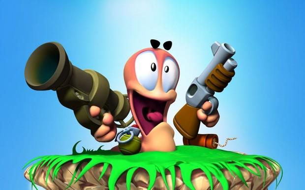 Worms (Foto: Divulgação)