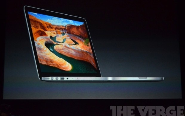MacBook Pro Retina 13 polegas (Foto: Reprodição/ The Verge)