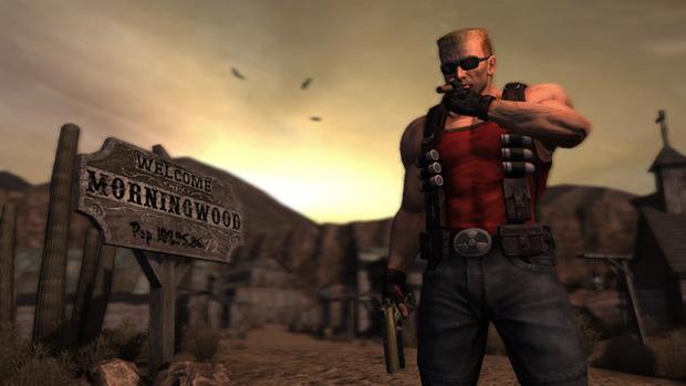 Duke Nukem Forever (Foto: Divulgação)