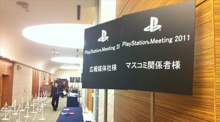 PlayStation Meeting 2011, em Tóquio (Foto: Divulgação)