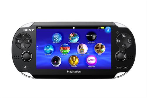 PSP2, ligeiramente maior que seu predecessor (Foto: Divulgação)