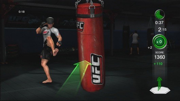 UFC Personal Trainer: The Ultimate Fitness System  (Foto: Joystick)