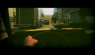 Driver: San Franciso na  conferência da Ubisoft na E3 (Foto: TechTudo)
