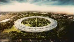 Nova sede da Apple? (Foto: Reprodução)
