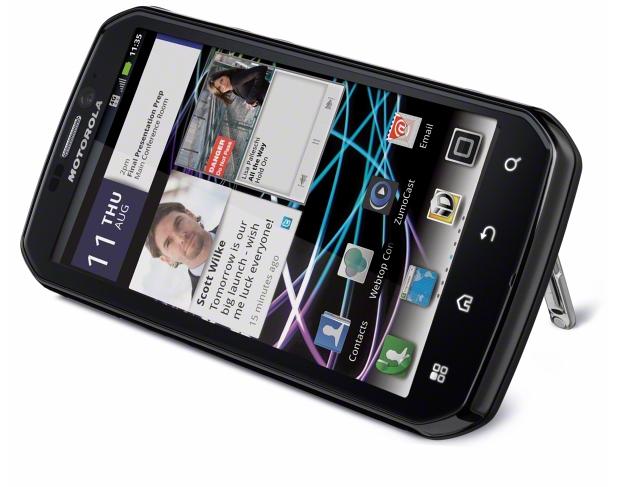 Motorola Photon 4G (Foto: Divulgação)