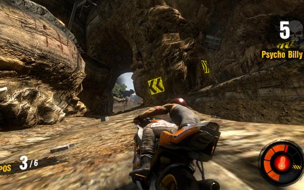 Motostorm Apocalypse (Foto: Divulgação)