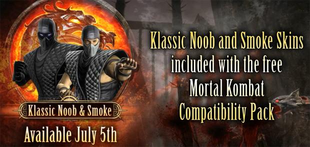Novas roupas chegam em Mortal Kombat  (Foto: Divulgação)