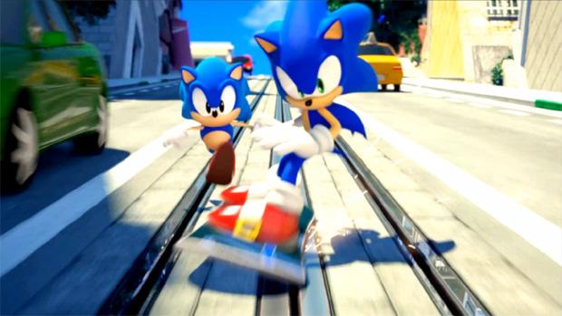 Sonic Generations (Foto: Divulgação)