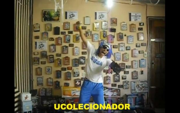 UCOLECIONADOR (Foto: Reprodução)