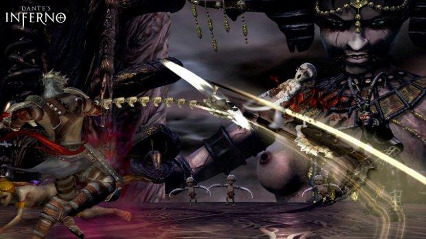 2010. Dante's Inferno (PS3 / Xbox 360) (Foto: Reprodução)