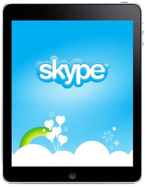 Skype para iPad (Foto: Divulgação)