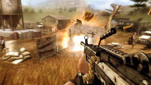 Far Cry 2 (Foto: Divulgação)