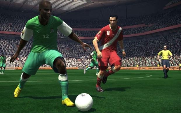 Pro Evolution Soccer 2012 (Foto: Reprodução)