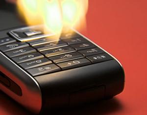 Aquecimento do celular (Foto: Reprodução)