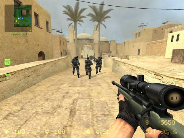 Counter-Strike: Source (Foto: Divulgação)