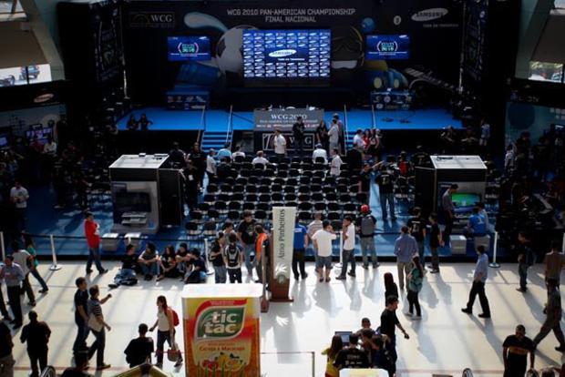 WCG 2010, evento que trouxe Counter-Strike na lista dos campeonatos (Foto: Divulgação)