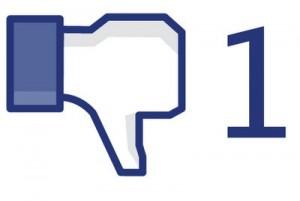 dislike (Foto: AllFacebook)