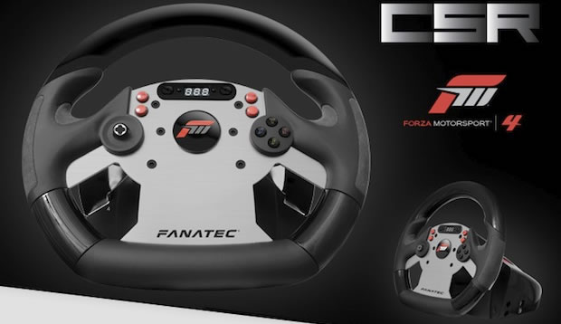 Forza Motorsport CSR Wheel (Foto: Divulgação)