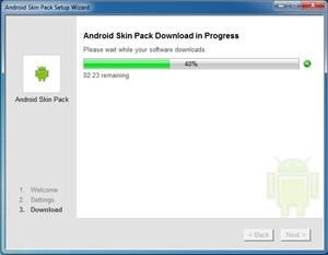 Android Skin Pack (Foto: Reprodução)