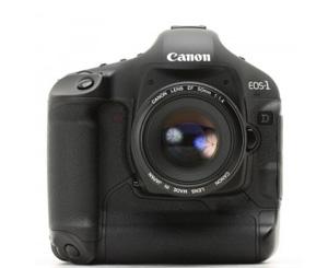 Canon 1 D Mark 5 pode ter lançamento ainda este mês (Foto: Reprodução)