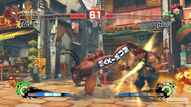 Super Street Fighter IV (Foto: Divulgação)