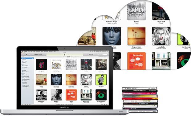 iTunes Match (Foto: Divulgação)