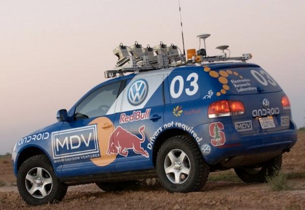 Carros Autônomos (Foto: Divulgação)