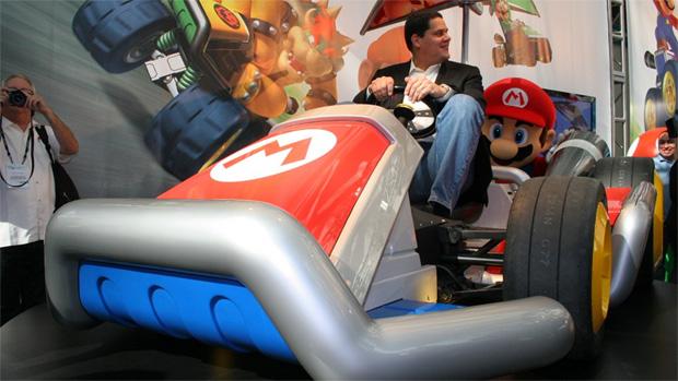 Nintendo produz karts reais para promover Mario Kart 7 (Foto: Jalopnik)