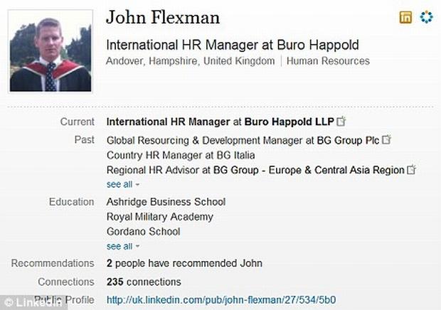 Executivo é Demitido Após Publicar Seu Currículo No