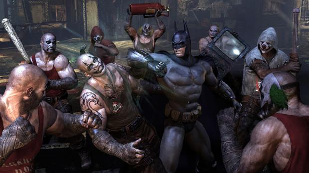 Batman Arkham City (Foto - Divulgação)