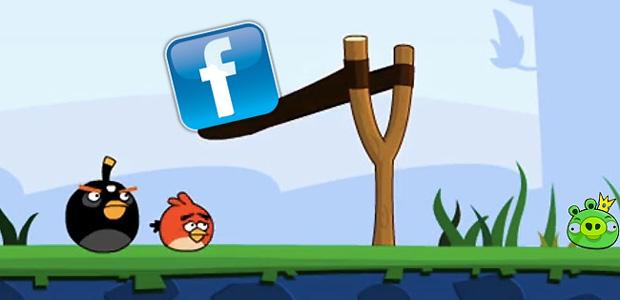 Angry Birds está chegando ao Facebook (Foto: Divulgação)