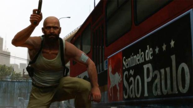 Max Payne 3 (Foto: Reprodução)