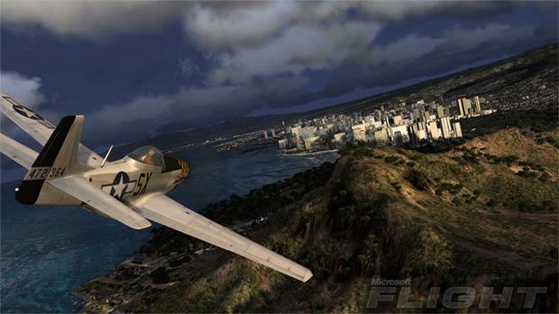 Microsoft Flight (Foto: Kotaku)