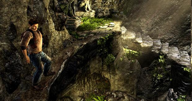 Uncharted: Golden Abyss (Foto: Divulgação) (Foto: Uncharted: Golden Abyss (Foto: Divulgação))