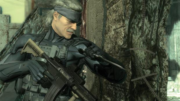 Metal Gear Solid 4 (Foto: Divulgação)